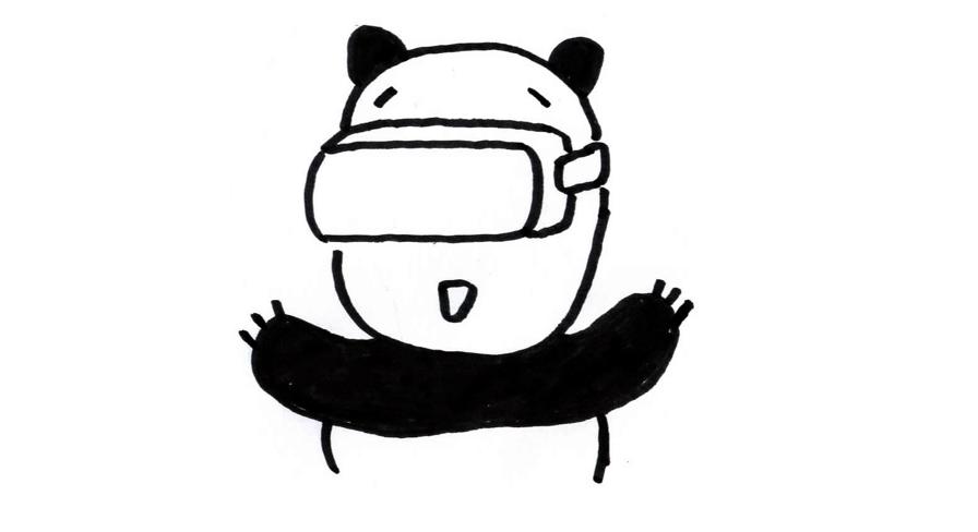 VRパンダ
