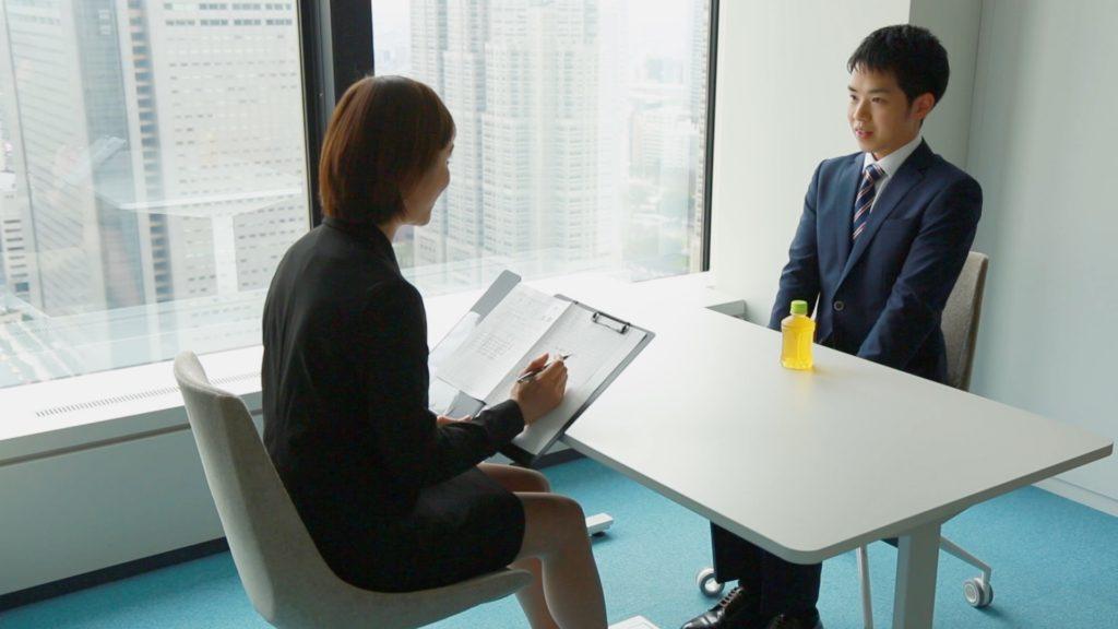 カウンセリング_doda新卒エージェント紹介