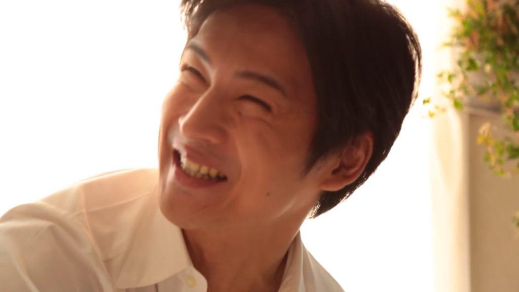 満面の笑み_アイリスオーヤマ